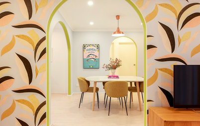 22 Ways to Lift Your Home With Joyful Colours