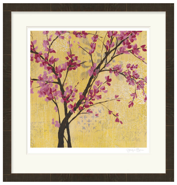 Fuchsia Blossoms II\