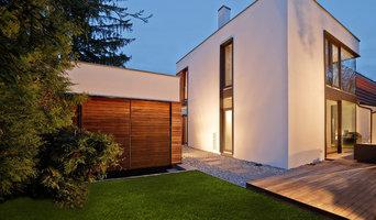 Neue Villa an ALT