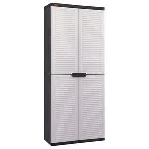 Keter Utility Cabinet Space Winner Louvre