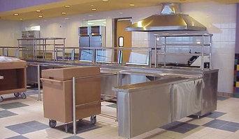 Cocinas Institucionales