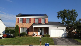 Beautiful 3.85 kW Solar System in Reisterstown, MD