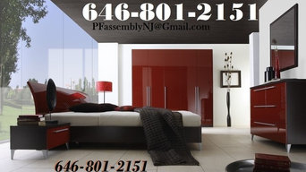 Precision Furniture Assembly Service