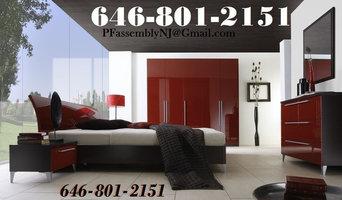 Precision Furniture Assembly Service