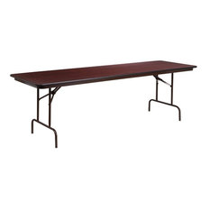 Flash Furniture 30 Inch X 96 Inch Folding Table