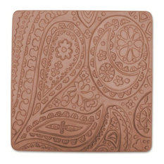 Paisley Stepping Stone Mold
