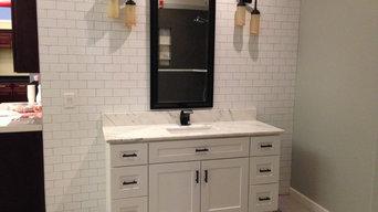 Showroom Vanity