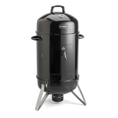 "Cuisinart - Vertical 18"" Charcoal Smoker - Smokers"