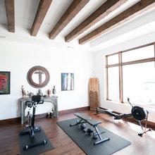 Mesquite - Spanish Style home