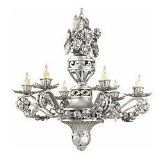 Kahlo Wrought Iron Chandelier