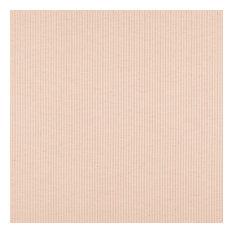 "Round Tablecloth Satomi Blush Pink Stripe, Poly Linen, 72"""