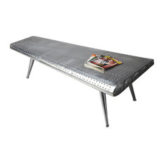 Butler Specialty Company - Butler Midway Aviator Cocktail Table - Coffee Tables