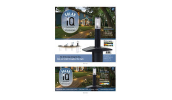 SOLAR IQ LIGHTING (SET of 2)