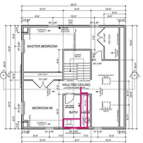 Wondrous 8X10 Bathroom Layout Download Free Architecture Designs Scobabritishbridgeorg