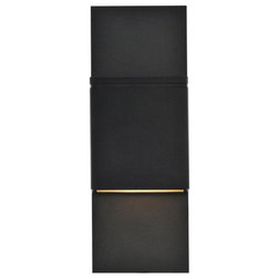 Modern Outdoor Wall Lights And Sconces by Elegant Furniture & Lighting