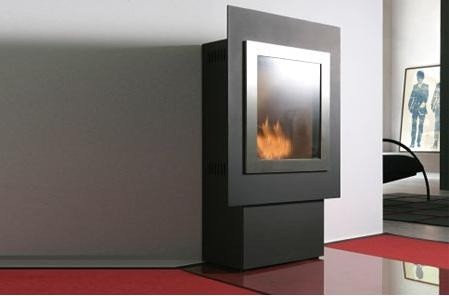 Plaza Ventless Fireplace By Conmoto   Indoor Fireplaces
