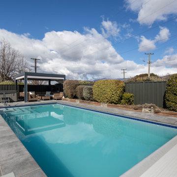 Inground Swimming Pool Wanaka