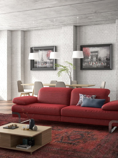 Antigua Fabric Sofa By Rom, Belgium   Sofas
