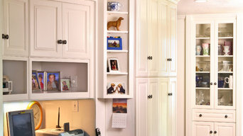 Desk and Pantry Storage