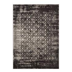 "Well Woven Sydney Vintage Gray Area Rug, 7'10''x10'6"""