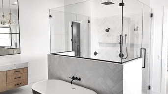 U Channel Frameless Showers