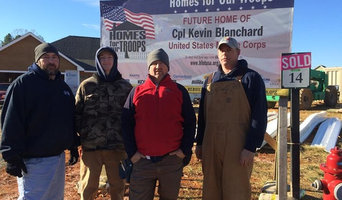 Homes for our troops project