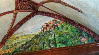 Tuscan Murals