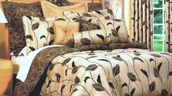 "Thomasville at Home - ""Yvette/Stone"" Bed Linens"
