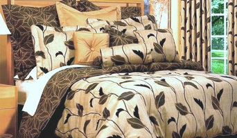 """Thomasville at Home - """"Yvette/Stone"""" Bed Linens"""