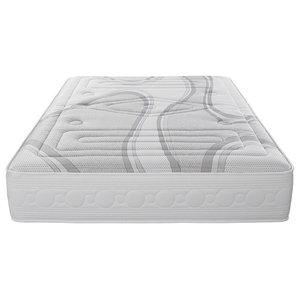 Ophelia 4000 Memory Pocket Mattress, UK Super King