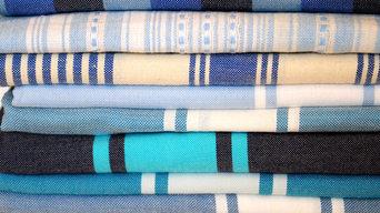 Fouta hammam towels
