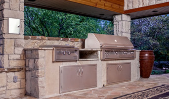 Outdoor Kitchen, Hutchinson, KS