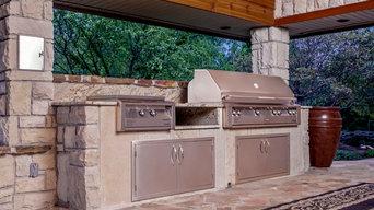 Outdoor Kitchen, Hutchinson, KS