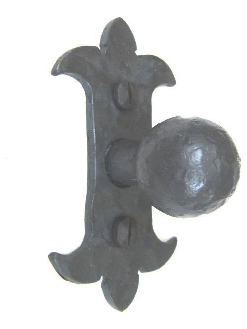 Rustic Wrought Iron Cabinet Hardware