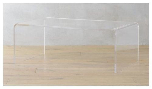 Spring - Cb2 tux coffee table