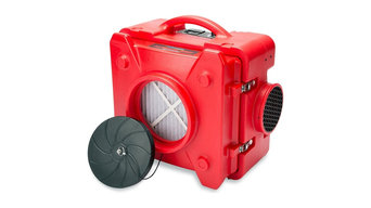Hepa Air Scrubber Rentals in Knoxville TN
