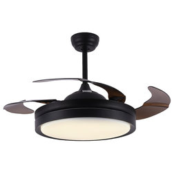 Transitional Ceiling Fans by Bella Depot Inc