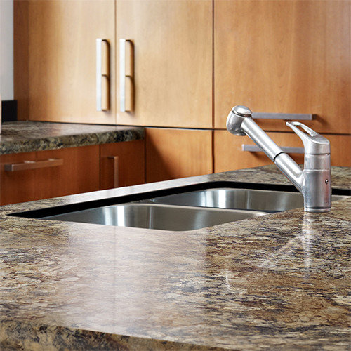 Bon I Was Told, I Canu0027t Have An Undermount Sink Installed With Laminate Co