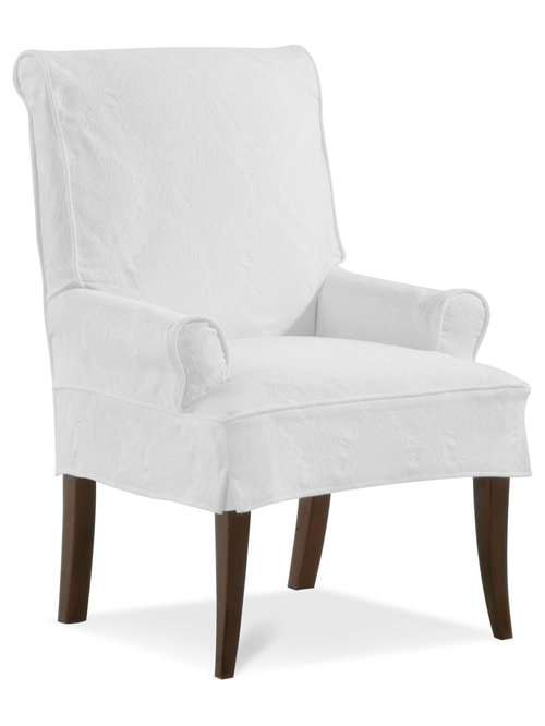 parsons slipcover chair 50pc dining chairs
