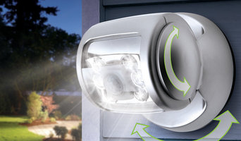 Wireless LED Solar Porch Light - Super Bright, Motion Sensor and with Auto Timer