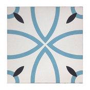 "8""x8"" Bayonne Cement Tile"