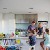 Out of the Frying Pan: Social Kitchen Set-Up for Healthy Living