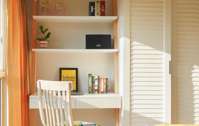 Houzz Tour: A Sunny Home That's an Oasis of Calm
