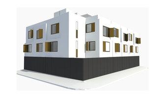 Seis casas