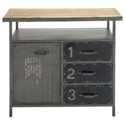 Industrial Buffets And Sideboards by Brimfield & May