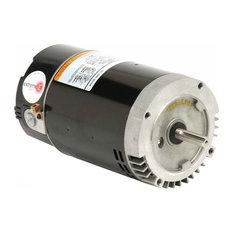 Nidec ASB128 1.65 THP Aqua-Shield C-Flange Single-Speed Motor