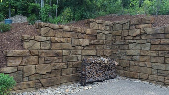 Verti-Block Retaining Walls