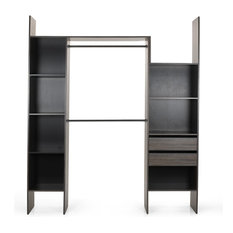 armoires et dressings contemporains. Black Bedroom Furniture Sets. Home Design Ideas