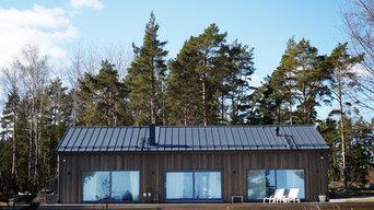 Fritidshus Stockholms skärgård