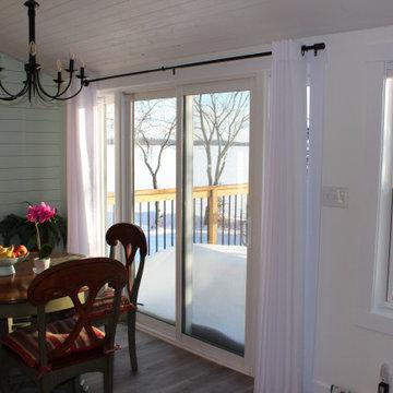 Lake George Cottage - Interior Renovation